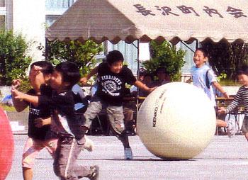 長沢親子運動会2