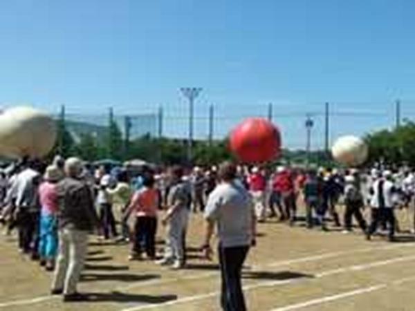 町内運動会