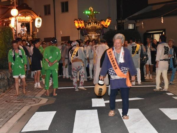 祭礼盆踊り大会
